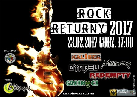 rock returny2017