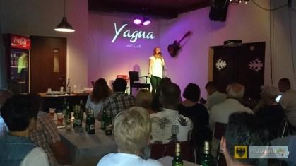 Za nami kolejne wieczory muzyczne w Yagna Art Club. Foto: OKiR Paczków