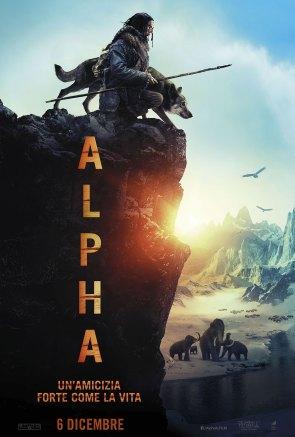 Risultati immagini per alpha film lupo locandina