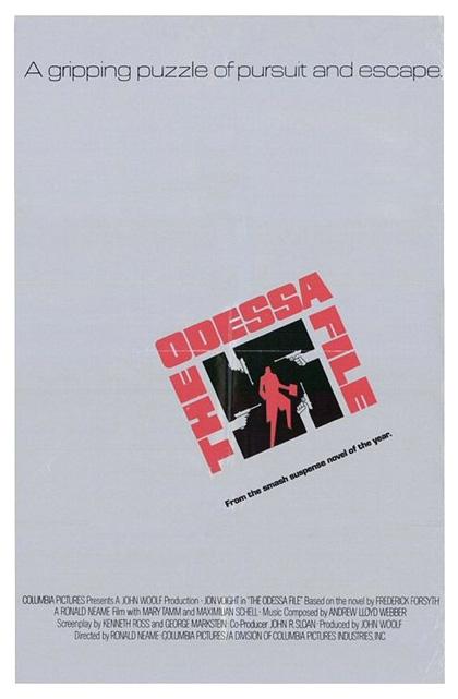 Locandina Dossier Odessa