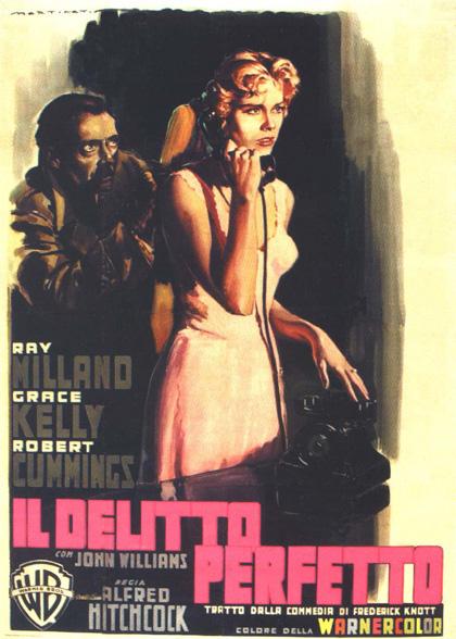 Poster Il delitto perfetto