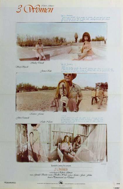 Poster Tre donne