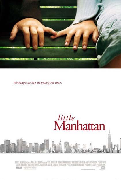 Poster Innamorarsi a Manhattan