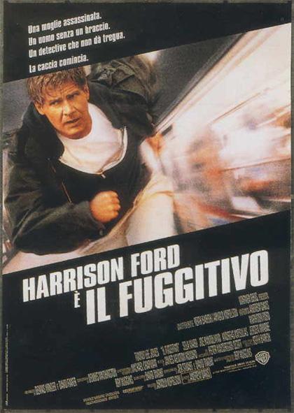 Locandina italiana Il fuggitivo
