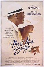 Locandina Mr. & Mrs. Bridge