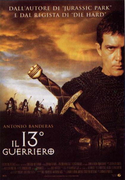 Locandina italiana Il 13° guerriero