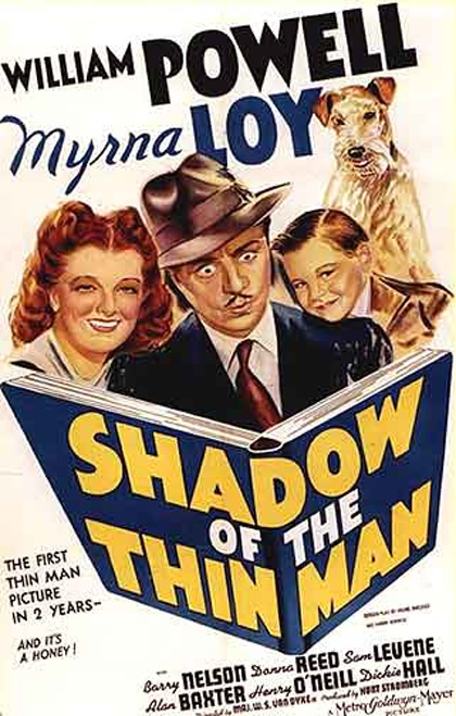 Locandina Ombra dell'uomo ombra