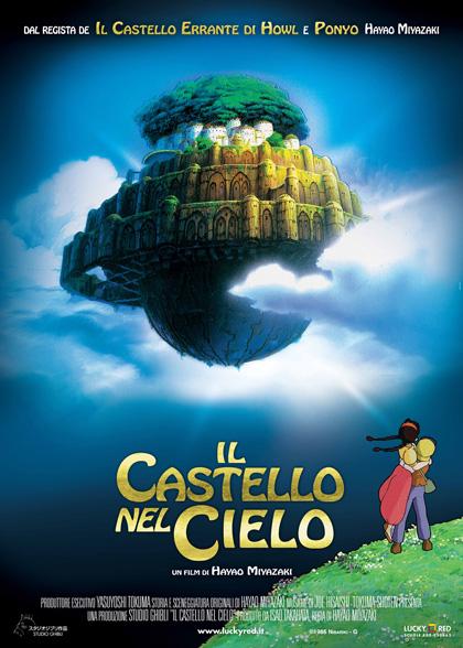 Il castello nel cielo - Film (1986) - MYmovies.it