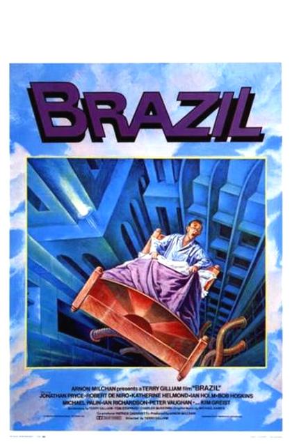 Locandina italiana Brazil