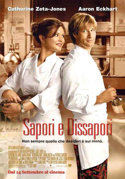 Locandina italiana Sapori e dissapori
