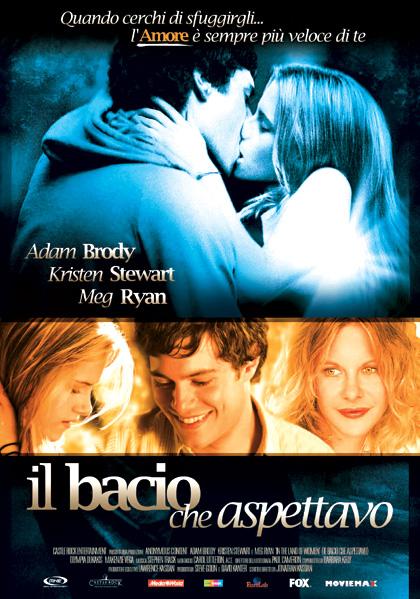 Locandina italiana Il bacio che aspettavo