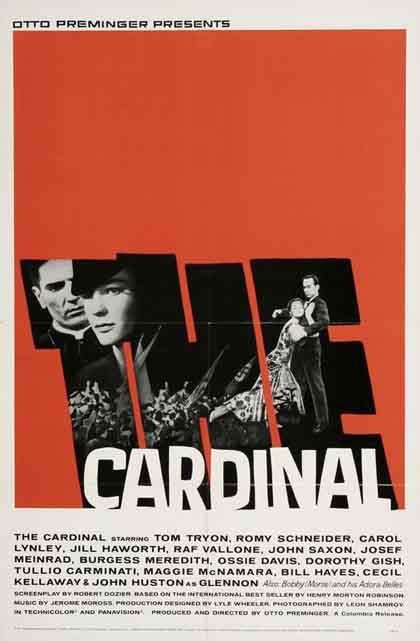 Locandina Il cardinale