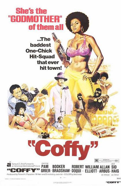 Locandina Coffy