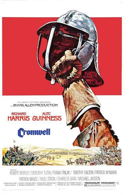 Locandina Cromwell (Nel suo pugno la forza di un popolo)