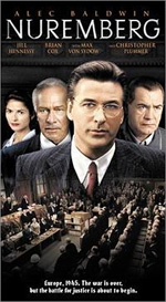 Locandina Il processo di Norimberga