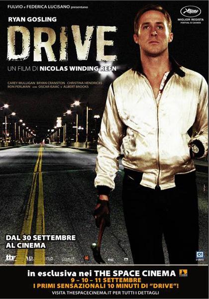Locandina italiana Drive
