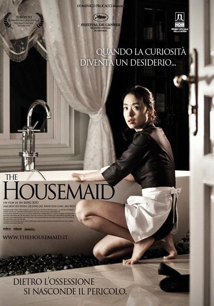 Locandina italiana The Housemaid