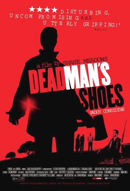 Locandina Dead Man's Shoes - Cinque giorni di vendetta