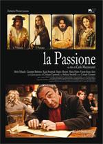Locandina La passione