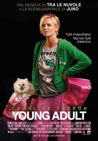 Locandina italiana Young Adult