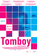 Locandina Tomboy