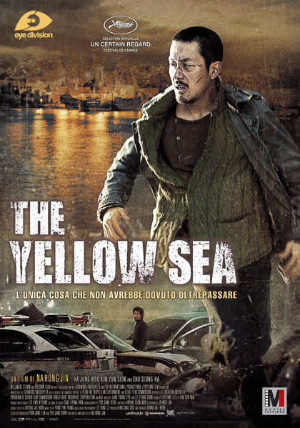 Locandina italiana The Yellow Sea