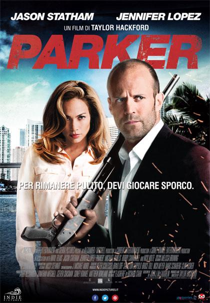 Locandina italiana Parker