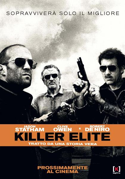 Locandina italiana Killer Elite
