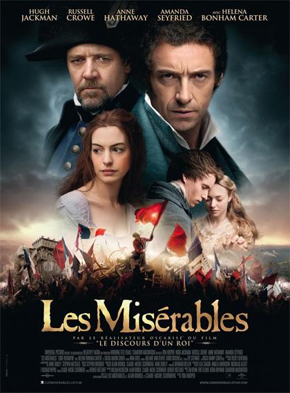 Locandina italiana Les Misérables