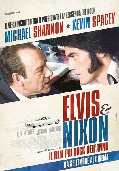 Locandina italiana Elvis & Nixon
