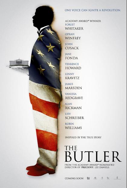 Poster The Butler - Un maggiordomo alla Casa Bianca