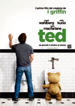 Locandina Ted