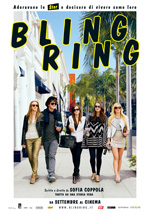bling ring slowfilm recensione
