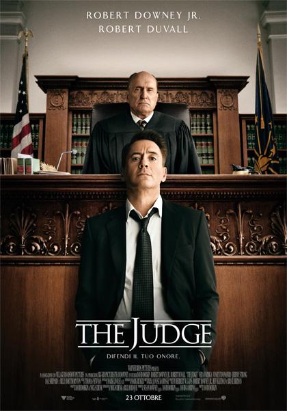 Locandina The Judge