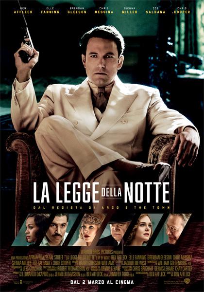 Locandina italiana La legge della notte