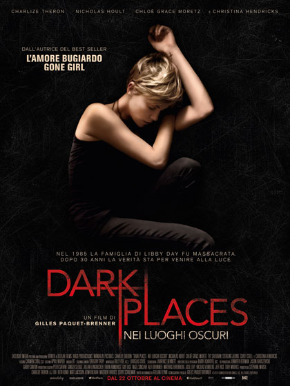Locandina italiana Dark Places - Nei luoghi oscuri