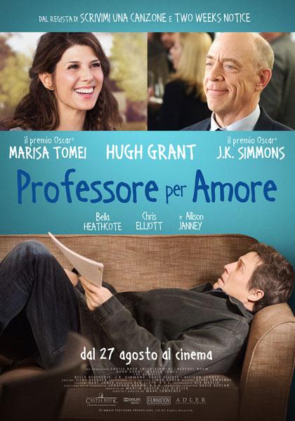 Locandina italiana Professore per amore