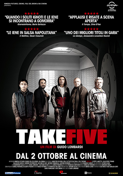 Locandina Take Five