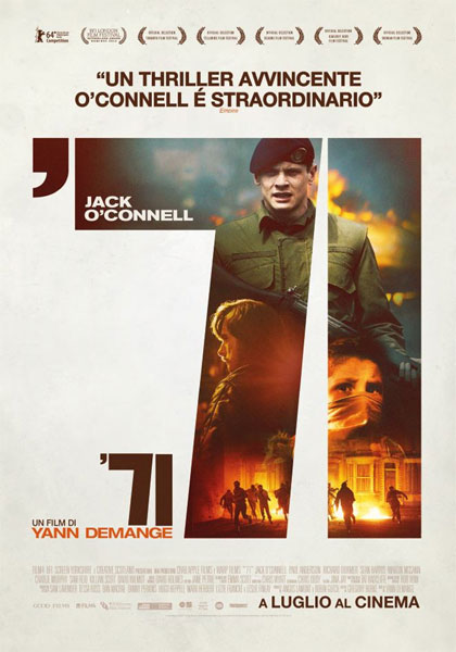 Locandina italiana '71