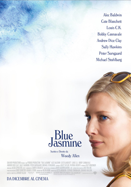 Locandina italiana Blue Jasmine