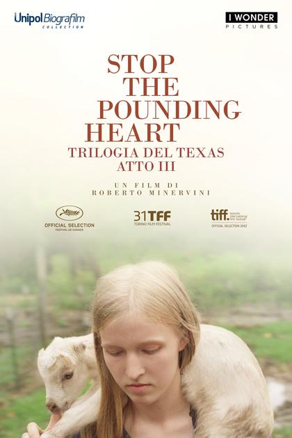 Locandina italiana Stop the Pounding Heart