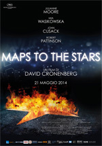 maps to the stars cronenberg slowfilm recensione