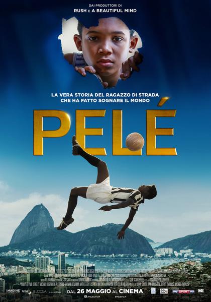 Locandina italiana Pelé