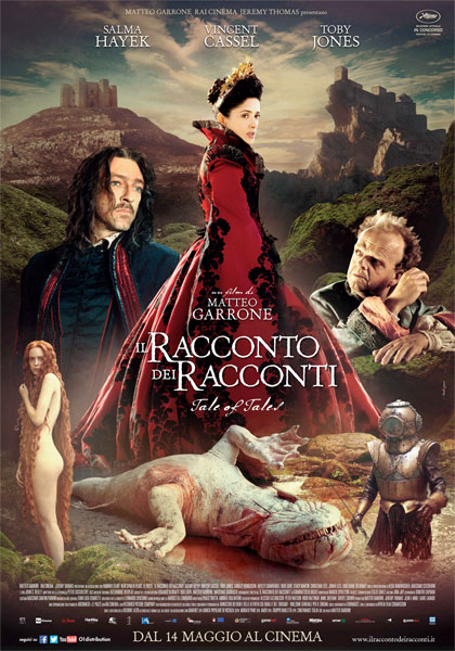 Locandina italiana Il racconto dei racconti - Tale of Tales