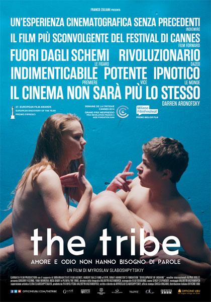 Locandina italiana The Tribe