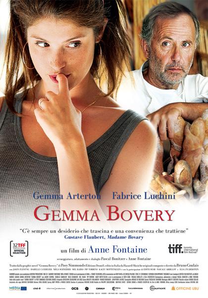 Locandina italiana Gemma Bovery