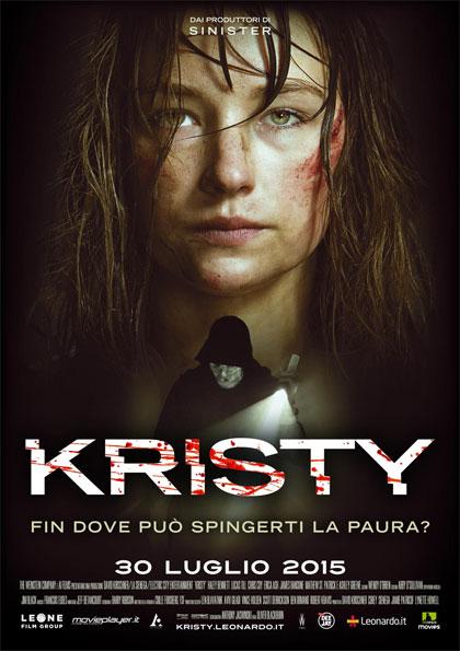 Locandina italiana Kristy