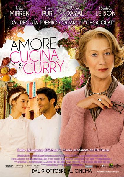 Locandina italiana Amore, Cucina e Curry