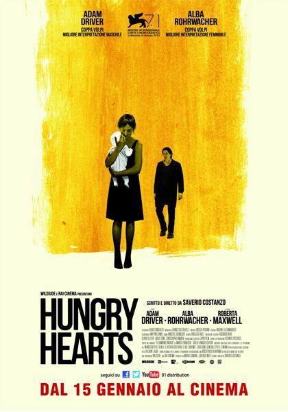 Locandina Hungry Hearts