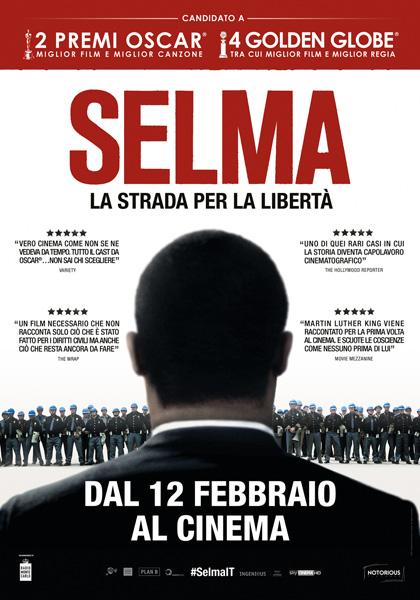 Locandina Selma - La strada per la libertà